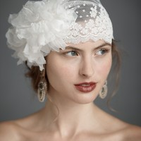 Quixotic Cap in SHOP Attire Hair Adornments at BHLDN