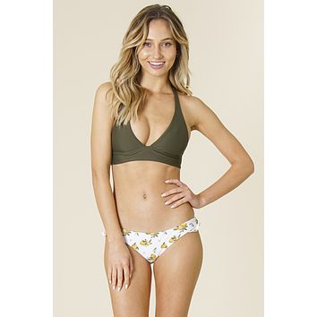 For Love & Lemons - Tropicana Ruffle Bottom | Lemon