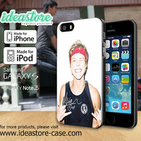 Ashton irwin Case for iPhone 4/4S/5/5S/5C, iPod Touch 5, and Samsung Galaxy S3/S4/S5/Note 3