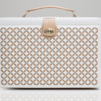 Chloe Extra Large Jewelry Luxury Box 301653 by Wolf Designs