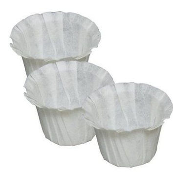 Ekobrew Fits Keurig Brewer Maker Paper Refill Disposable Coffee Filter 300 Count