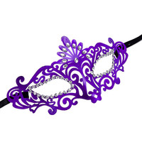 JY 27 Mosunx Business Hot Selling Fashion Venetian Hollow Masquerade Halloween Mask
