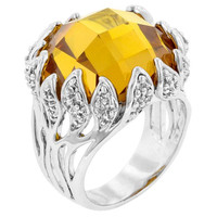 Solare Cocktail Ring, size : 10