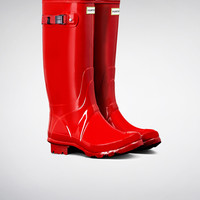 Women's Huntress Gloss Rain Boots