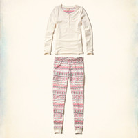 Patterned Sleep Set