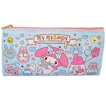 Sanrio My Melody Cosmetic / Pen Pouch Blue