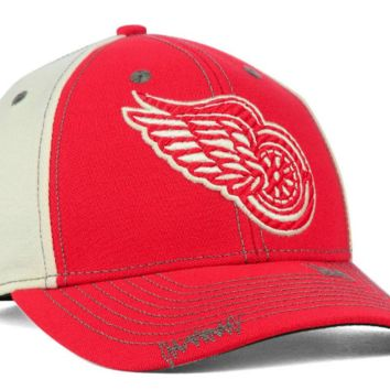 Detroit Red Wings Original 6 Flex Fit Hat