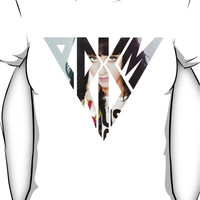 Katy Perry posing Prism Women's T-Shirt