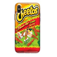 LIME HOT CHEETOS CUSTOM IPHONE CASE