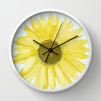 Growing up Wall Clock by anipani