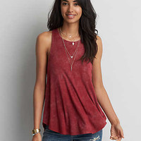 AEO Soft & Sexy Easy Tank , Brick Red
