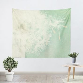 Spearmint Tapestry