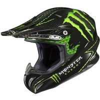 HJC RPHA-X Adams Monster Helmet - Closeout