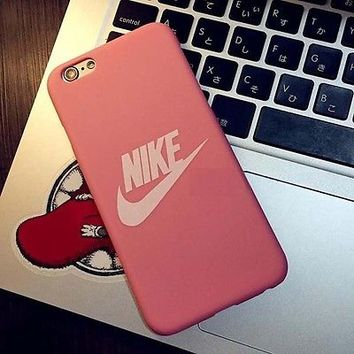 Fashion Sports NIKE Hard PC Back Case Cover For Apple iPhone 5 5S 6 6S Plus