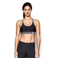 Under Armour Women's UA HeatGear Armour Sports Bra