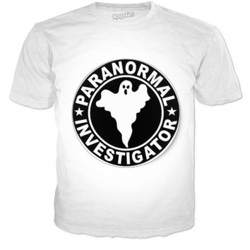 Ghost hunter shirt