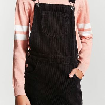 Girls Corduroy Overall Dress (Kids)