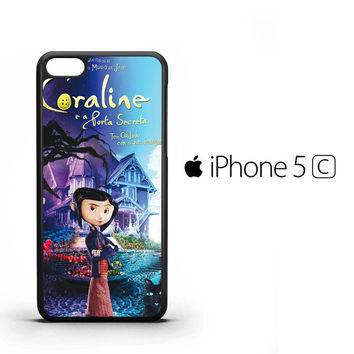 Coraline Nightmare X0133 iPhone 5C Case