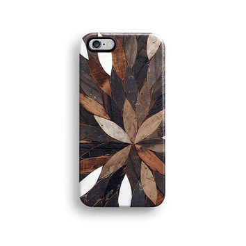 Leafs iPhone 6+ case, iPhone 6 case, iPhone 5s case, iPhone 5C case, iPhone 4s case Hong Kong free shipping A652