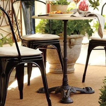 Manchester Bistro Table | Pottery Barn