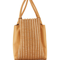 Paco Rabanne Pliage Twist Sleek Hobo Bag