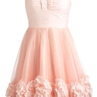 Cotton Candy Dress | Minuet Bridesmaid Dresses | Rickety Rack