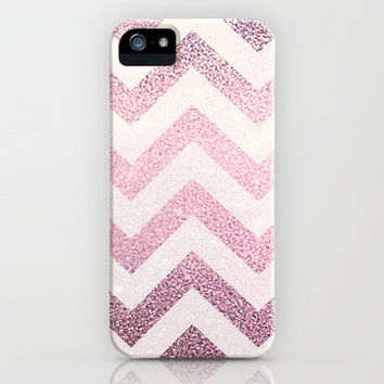 ♥ ♥ ♥  SWEET POWDER CHEVRON ♥ ♥ ♥ Iphone Case by M✿nika  Strigel for iphone 5 + 4 + 4 S + 3 G + 3 GS + ipod touch skin + pillow #