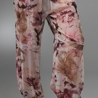 Shakuhachi Day Tripper Drawstring Pants