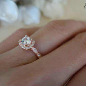 Shop Man Made Diamond Engagement Rings on Wanelo a2dc112d0b