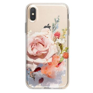 Pastel Flowers iPhone 6 / 6s case