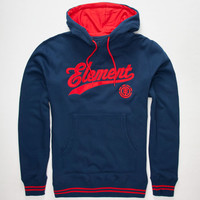 Element Marshall Mens Hoodie Royal  In Sizes