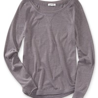 ESSENTIAL RAGLAN SWEATSHIRT