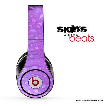 Purple Rain Skin for the Beats by Dre