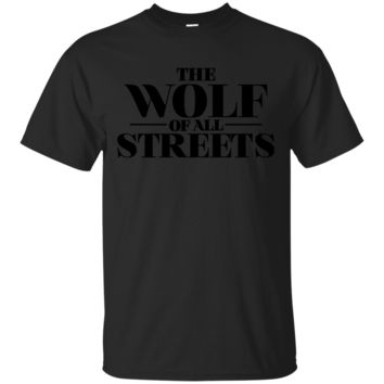 The Wolf Of All Streets, Dicaprio Inspiration Long Sleeve Shirts
