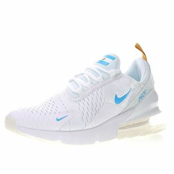 "FIFA World Cup!NIKE Air Max 270 Running Shoes Sneaker ""Argentina"" AH8050-114"