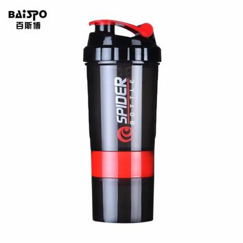 Protein Powder Mixing Bottle Sports Fitness