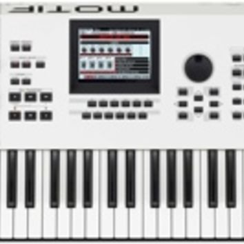 Yamaha MOTIF XF6 - Special Edition White