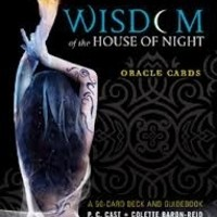 Wisdom of the House of Night Oracle Cards by Colette Baron-Reid