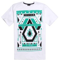 Volcom Contact T-Shirt - Mens Tee - White -
