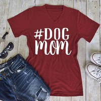 Dogs Mom - Pets T-shirt