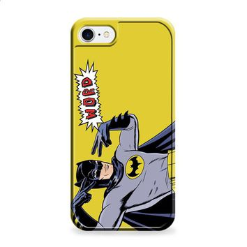 Batman Word Pop Art iPhone 6 Plus | iPhone 6S Plus case