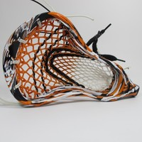Limited Edition Tiger Dye Complete Head | Lacrosse Unlimited