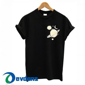 Planet Earth Turns T Shirt Women And Men Size S To 3XL