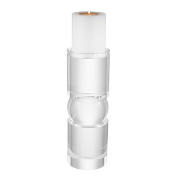 Crystal Candle Holder L | Eichholtz Earls Court