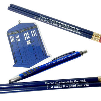 Doctor Who Back to School Pack