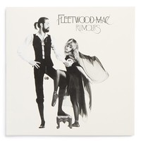 Fleetwood Mac 'Rumours' LP Vinyl Record - Black