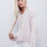 Free People French Toast Pullover