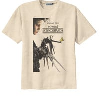 Edward Scissorhands - Johnny Depp Shirt