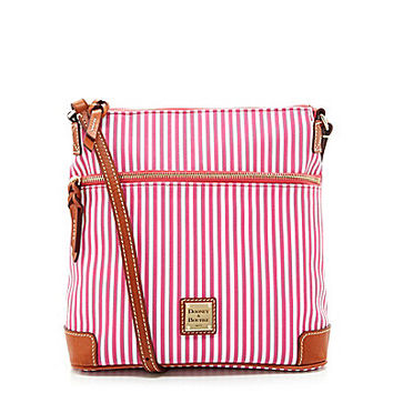 Dooney & Bourke Stripe Collection Cross-Body Bag | Dillards.com
