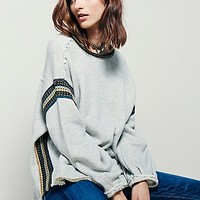 Free People Womens Trudy Pullover